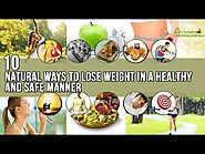 Best Way to Lose Weight in a Healthy and Safe Manner