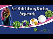 Best herbal memory boosters supplements