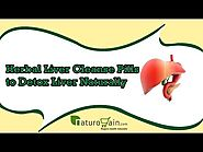Herbal Liver Cleanse Pills to Detox liver Naturally