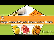 Simple natural ways to improve liver health
