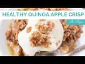 Healthy Apple Crisp Recipe