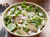 Apple-and-Ham Salad Recipe
