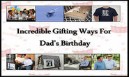 birthday gift ideas for dad