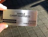 4 Rules To Make Metal Business Cards More Memorable | Metal Wood Business Cards