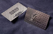 4 Rules to Make Metal Business Cards More Memorable