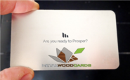 Metal business cards working for you efficiently | Metal Wood Business Cards