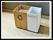 An Overview of The Benefits of Using Dustbins