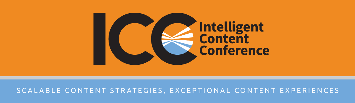 Headline for Intelligent Content Conference Event Articles & Blog Posts