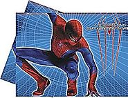 Spiderman Party Tablecover