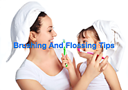 Brushing And Flossing Tips For Teeth