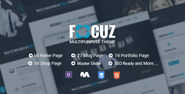 Focuz - Multipurpose Business HTML5 Template