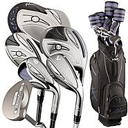 Best-Rated Ladies Golf Club Sets For Beginners To Intermediate On Sale - Reviews :: Golf-clubs-sets-for-ladies-and-ac...