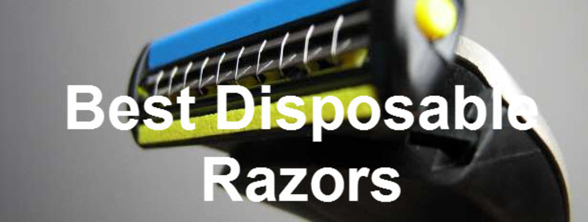 Headline for Best Disposable Razor Reviews and Ratings