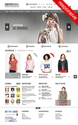 Shopomania Magento website template online store