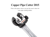 Copper Pipe Cutter 2015