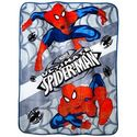 Spiderman Fleece Throw Blanket - Find a Red Hot Bargain