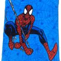 Spider-Sense Spiderman Ultra Soft Blanket