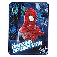 MARVEL Spider Man 5-Slash Throw (50 X 60 IN)