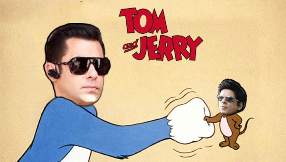 Headline for Bollywood Celebs In An Exclusive Version Of Cartoon Characters From The 90s!