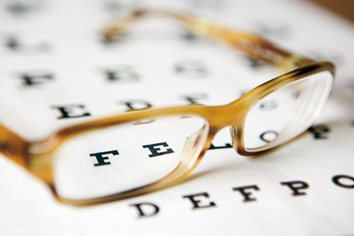 Headline for Top Foods To Improve Your Eyesight
