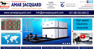 High Speed Electronic jacquard machine manufacturers suppliers exporters in india, punjab, ludhiana