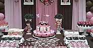 Pretty Pink Party Supplies & Decorations