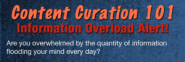 Content Curation 101 Infographic