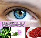 Top 10 Herbs For Better Eyesight And Eye Vision