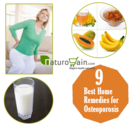 9 Best Home Remedies for Osteoporosis to Improve Bone Health