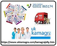 Kamagra Jelly for Quick and Longer Erections