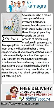 Kamagra jelly great capacity to treat sexual complications