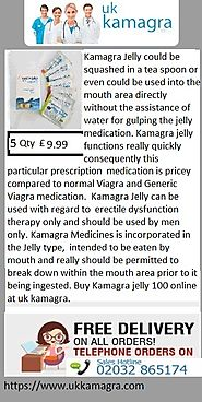 Kamagra jelly frmulated for love making
