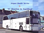 Auckland Airport Shuttles Services