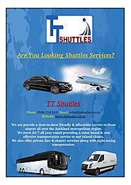 Good Checking Before Hiring any Airport Shuttle Services