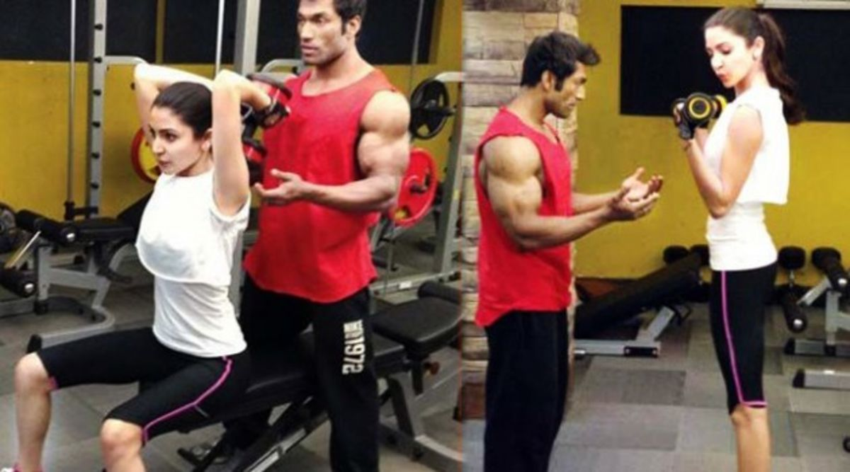 Headline for Bollywood Actresses Workout Pictures