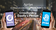 PHP Clone Scripts, Website Clones, Agriya products: Agriya releases the cutting-edge iPhone apps of Crowdfunding Equi...