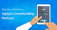 Why You should buy Agriya's Crowdfunding Platform For Your Crowdfunding business?