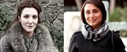 Rani Mukherji as Catelyn Stark