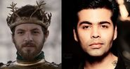 Karan Johar as Renly Baratheon