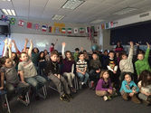 "21st Century Learning at the South Elementary » 2nd Graders Learn about ""Unhuggable"" Animals on Virtual Field Trip to..."
