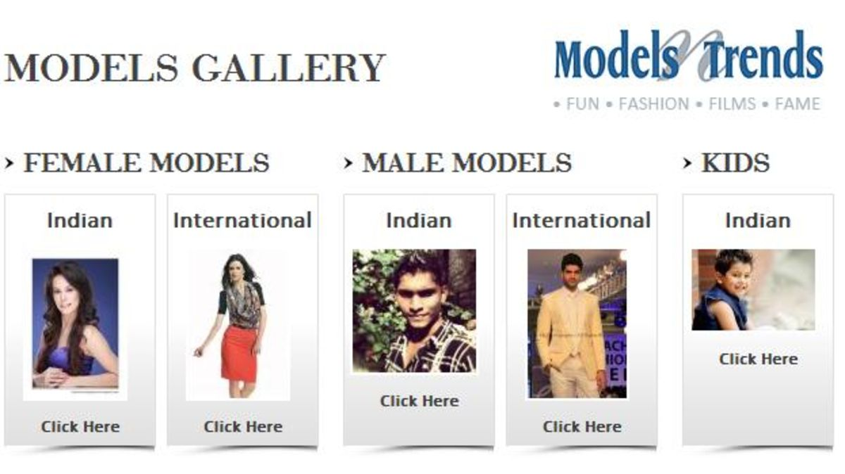 Headline for Models N Trends