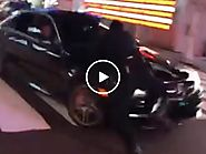 theChive | Bike Rider Gets Shocking Footage of Car Trying to Run Over Cops in Time Square
