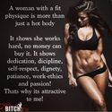 A Woman with Fit Body is More than Just a Hot Body ...
