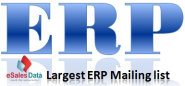 Highly Targeted & Customized ERP User Lists