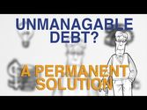 Debtstroyer Agreement - A Permanent Solution to Unmanageable Debt