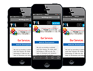 Mobile Website designing services in Gurgaon