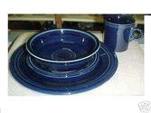 Fiestaware Plates and Place Settings in Cobalt (with images) · elkrull