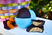 Chocolate Peanut Butter Easter Candy |