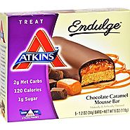 Atkins Diet Snack Bars