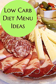 Low Carb Diet Menu Ideas